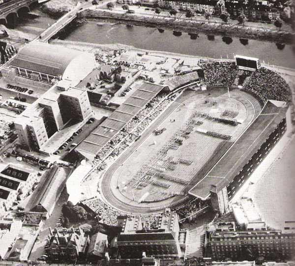 The 1958 Commonweath Amp Empire Games Cardiff