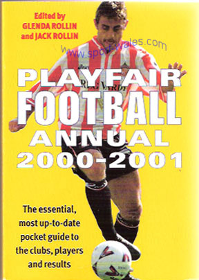 PLAYFAIR RUGBY FOOTBALL ANNUAL 1963-64. 176 PAGES. ILLUSTRATED.
