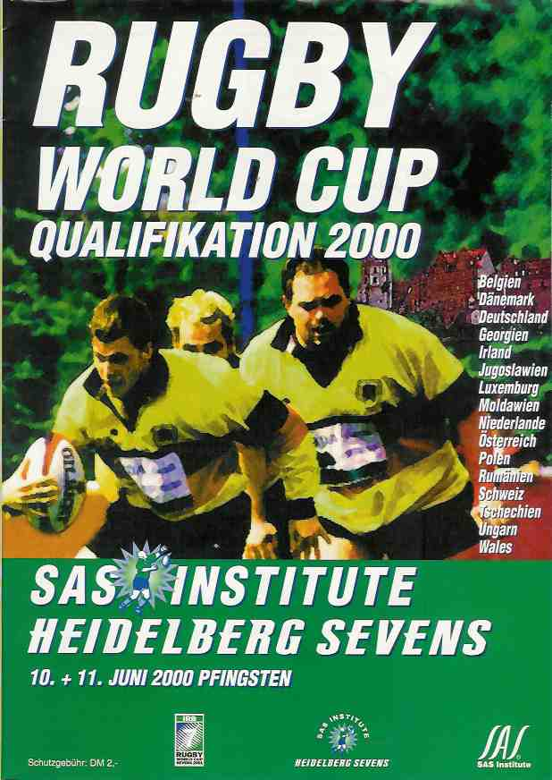 2001 Rugby World Cup Sevens